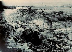 Boer trench at the Tugela. Armed Conflict, Trench, Southern, African, War, History, Outdoor, Outdoors, History Books