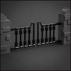 TheNewBlack - Fences [2] | by Legopard