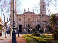 Iglesia Matriz - National cathedral, Montevideo