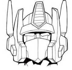 optimus prime coloring pages - Yahoo Image Search Results