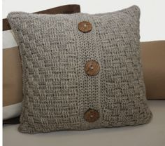Etsy pillow cover pattern (works if you know someone who can crochet!)