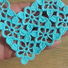 crochet flowers Crochet Flower Stitch Free Pattern – Check out these beautiful Crochet Flower Stitch Free Patterns and photo explanations that are provided in very details to crochet your own flower stitch. – Page 749216087995930314 – BuzzTMZ Crochet Stitches Free, Crochet Lace Edging, Crochet Motifs, Crochet Diagram, Crochet Squares, Love Crochet, Irish Crochet, Crochet Doilies, Crochet Flowers