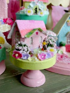 Adorable little house from inspire co.: March 2010