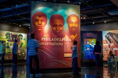 The African American Museum in Philadelphia, Philadelphia Celebrates Black History Month #VisitPhilly #BlackHistoryMonth #philadelphia #art #music #books #movies #theater