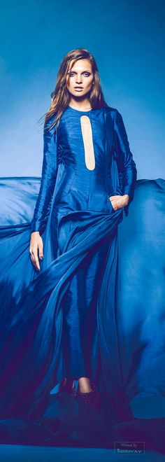 Jean Louis Sabaji Couture | The House of Beccaria#