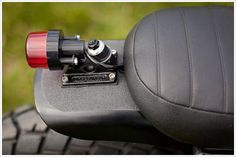 Moto-Mucci: DAILY INSPIRATION: RGK CX500 Street Tracker