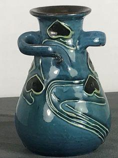 New Devon Pottery Vase Non-Ironing Pottery
