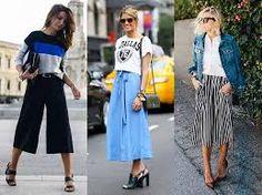 Resultado de imagem para looks com calça pantacourt jeans