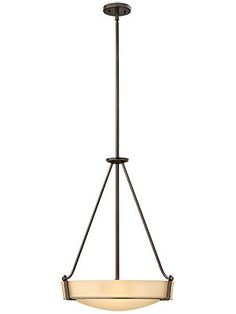 "Hathaway 20"" Bowl Pendant / Chandelier 