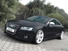 I don't care how much they share in common with their cheap VW counterparts- Audi knows how to turn heads with those headlights. The artistic ability of their engineers is incredible. Audi A5 Coupe, Audi S5, Audi Sport, Sport Cars, Ferrari, Lux Cars, Hot Rides, Car Engine, Dream Cars