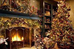 New Christmas tree Decorating Ideas 2012