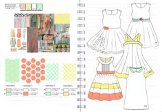 Total Concepts for Kids Girls Boutique Spring Collection.