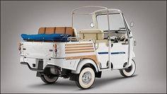Calessino - ELEKTRO- Elektromotor- Maximale Leistung: 9 Kw- Litium Batterie mit 2-Phasen-Elektromotor- Automatikgetriebe Vorwärts / Rückwärts . Powered by RebelMouse
