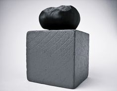 cube and chestnut - null