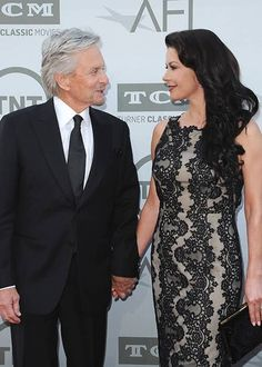 It May Be Catherine Zeta Jones and Michael Douglas' 15th Anniversary, But We're Still Talking About Her Six-Figure Wedding Dress!