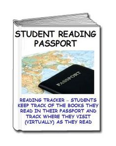 Student Reading Passport
