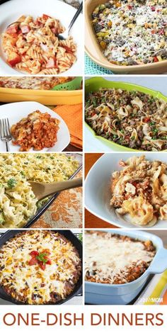 If you love casseroles, check these out!