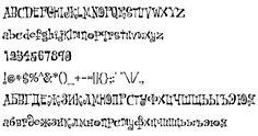 Fontin esikatselu Kot Leopold Math Equations