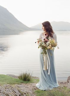 The Maid of Buttermere - Fable Inspired Bridal Story