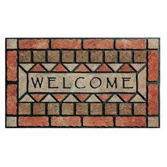 Masterpiece Welcome Stones Door Mat   60 892 1029 01800030