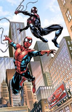 Spider-Man and Miles Morales, Ultimate Spider-Man