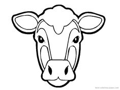 Cow Coloring Pages To Print Minecraft Baby Mooshroom