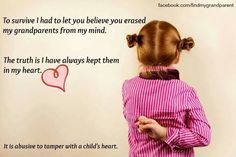 Thats right Nana will always be in your heart and in your life sooner than anyone thinks