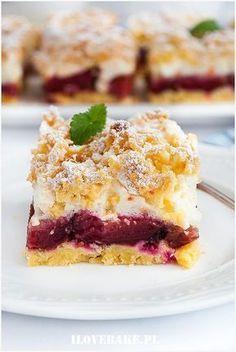Dessert Cake Recipes, Cookie Recipes, Plum Cake, Homemade Biscuits, English Food, Sweet Cakes, Let Them Eat Cake, No Bake Cake, Food To Make