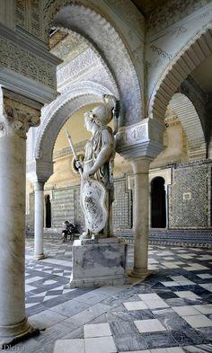 Casa de Pilatos -Sevilla-