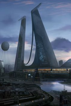 City ​​of the Future.