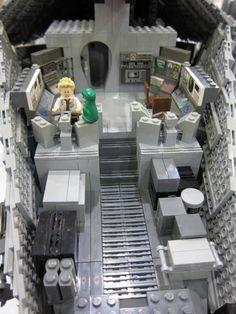 7 ft. Serenity LEGO Model