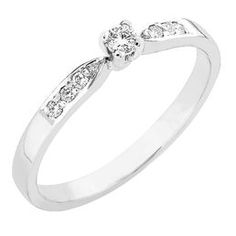 Paletti Jewelry - Melinda (diamond ring, K110-6011-011) NordicJewel.com Diamond Jewellery, Diamond Rings, Pendants, Engagement Rings, Earrings, Jewelry, Enagement Rings, Ear Rings, Diamond Jewelry