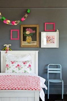 eclectic kids' rooms