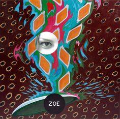 """http://piziarte.net/  Opera #disponibile presente NEL #MAGAZZINO_DI_PIZIARTE #NATALE_PLATANIA """"ZOE"""", 2001 cm 30 x 40 #digitale su #carta  #artista   #opera   #pittura_digitale"""