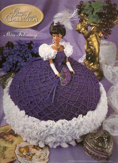 Miss February Crochet Dress HowtoBook by needlecraftsupershop, $9.99