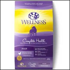 Wellness Complete Health Natural Dry Dog Food   #DogFood #DryDogFood #DogLover #VisitUs at http://hypoallergenicdogfoodcenter.com/10-of-best-dry-dog-foods-products-worth-giving-your-dogs/