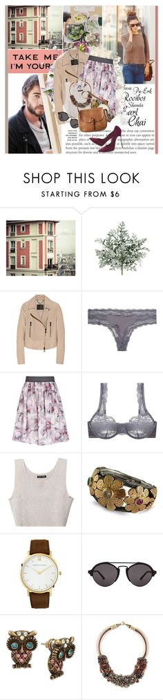 """""""And take my past And take my sins Like an empty sail takes the wind And heal"""" by winfreda ❤ liked on Polyvore featuring Belstaff, STELLA McCARTNEY, Reiss, Baja East, Emma Chapman, Larsson & Jennings, Illesteva, Betsey Johnson, Marni and Toast"""
