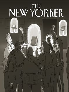 - Denis Zilber, The New Yorker, Darth Vader, Gallery, Memes, Fictional Characters, Illustrations, Future Gadgets, Roof Rack