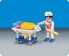 playmobil hospital baby - Pesquisa Google