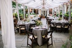 Best Unique PA NY NJ Wedding Venues - Philadelphia Morris House Hotel Washington Square West