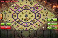 TH8 War Base- Anti Drag n Hog
