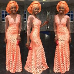One thing that will never go out of fashion and style is Nigerian Aso-Ebi! There are so many things to talk about when it comes to Aso-Ebi. From the popping colors, to the styles, and trends, the list is literally endless. You can surely create the wedding of your dreams by setting the tone of...