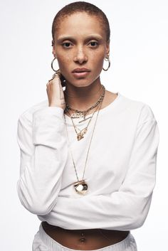 Model Adwoa Aboah: 'In 2017, there is more than one way to be beautiful and cool'