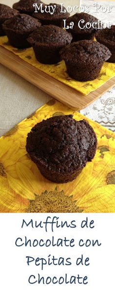 Discover recipes, home ideas, style inspiration and other ideas to try. Banana Oatmeal Muffins, Healthy Blueberry Muffins, Strawberry Muffins, Chocolate Chip Muffins, Vegan Muffins, Apple Muffins, Chocolate Shots, Choco Chocolate, Sweets Cake