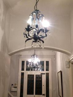 House Ideas, Chandelier, Ceiling Lights, Lighting, Home Decor, Light Fixtures, Ceiling Lamps, Chandeliers, Lights