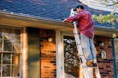 Top 4 tips for cleaning gutters and downspouts. I really need to get to this before it gets cold out!