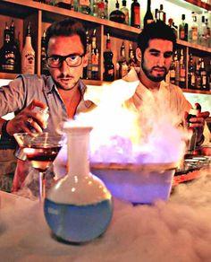 Top 10 Cocktail Bars in Paris - from le Bon Bon
