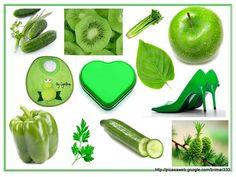 Colores - Verde