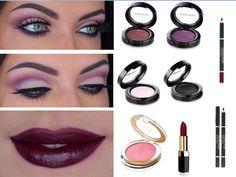 Oferta de MaquillArte con productos Golden Rose. 8 productos para que tu misma te hagas el maquillaje de la foto. MaquillArte, empresa de venta de cosméticos online. Web:http:// www.makeupshadow.com Email: contacto@makeupshadow.com