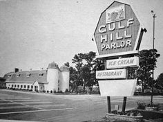 Gulf Hill Dairy, So. Dartmouth - We would watch the cows being milked through a glass window and then go across the street for ice cream. New Bedford, Fall River, Dartmouth, Back In The Day, Old And New, Childhood Memories, New England, Mount Rushmore, Nostalgia